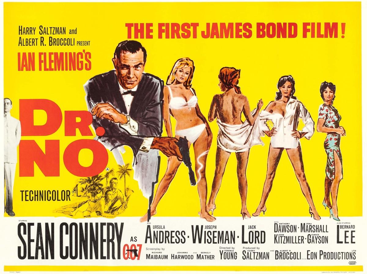 James Bond, Dr. No