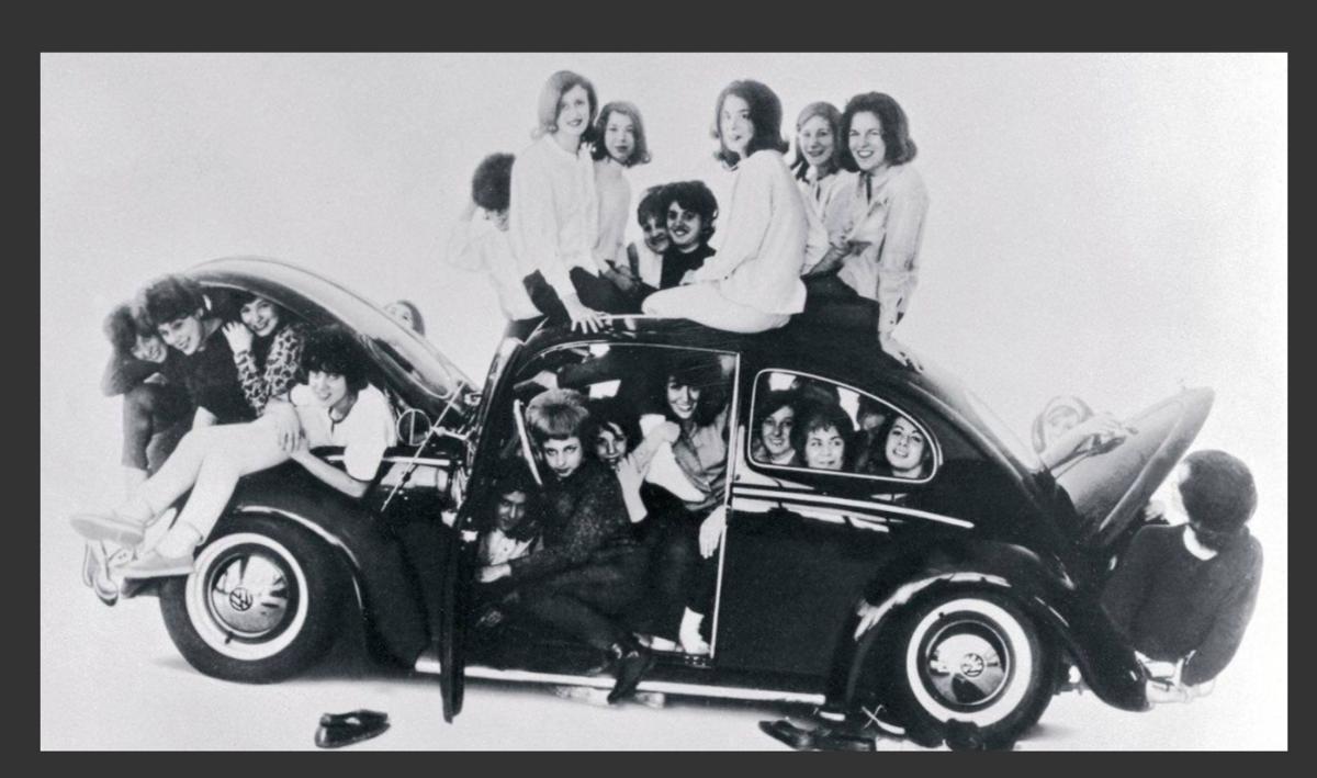1960s Volkswagen Beetle
