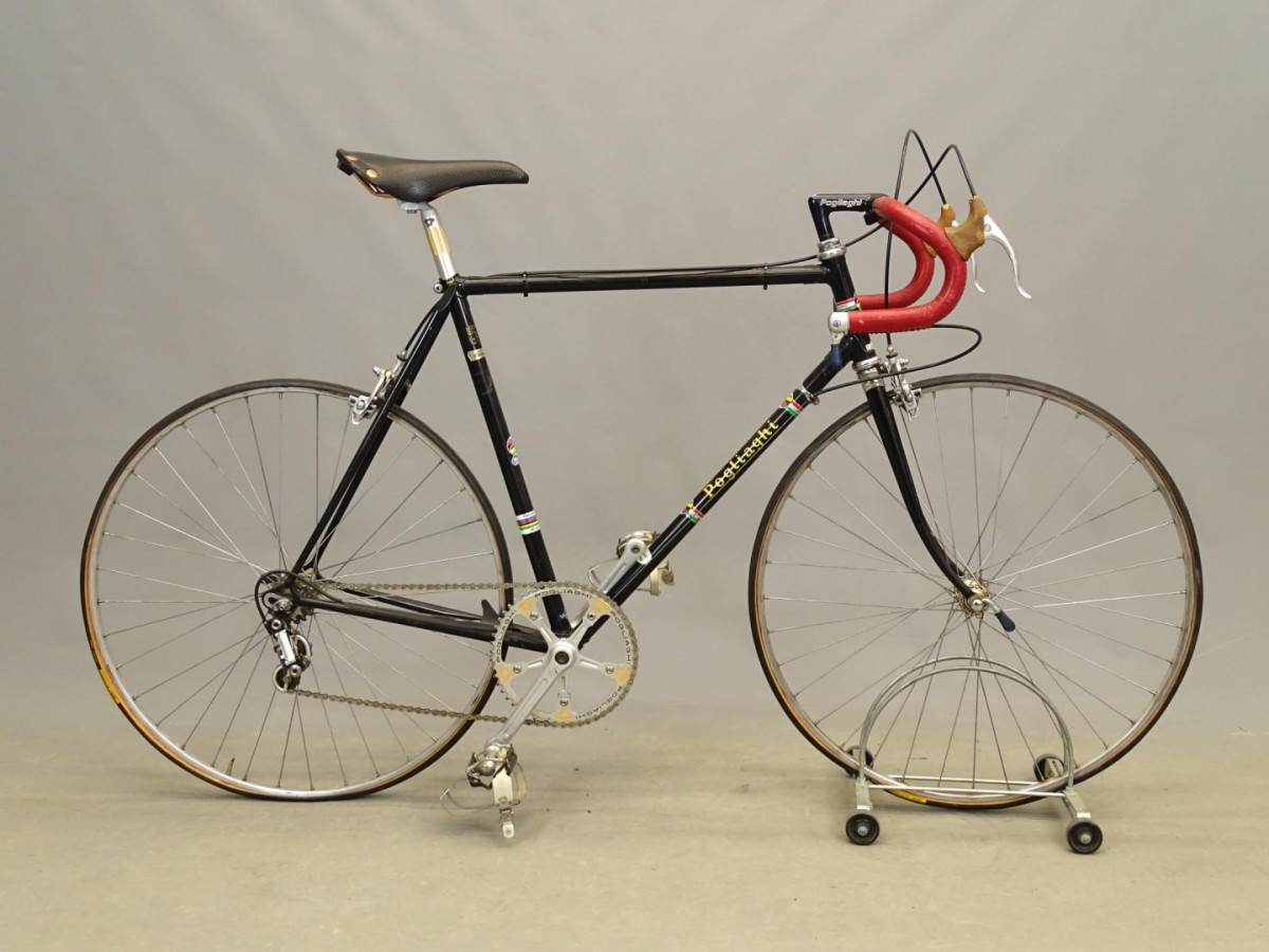 "A Pogliaghi ""Italcorse"" men's 22-1/2-inch bicycle is another one from the Anthony LaPaglia collection."