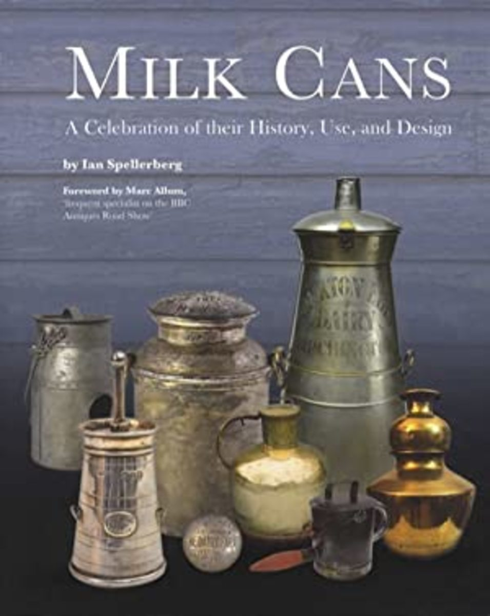 Ian Spellerberg, Milk Cans: A Celebration of their History, Use, and Design, Appley Valley, Minn.: Astragal Press, a division of Rowman & Littlefield, 2018.
