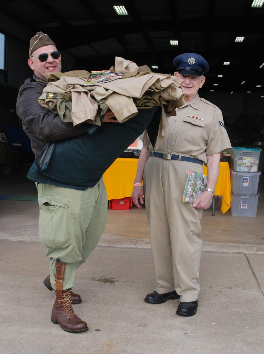 Iola Military Show