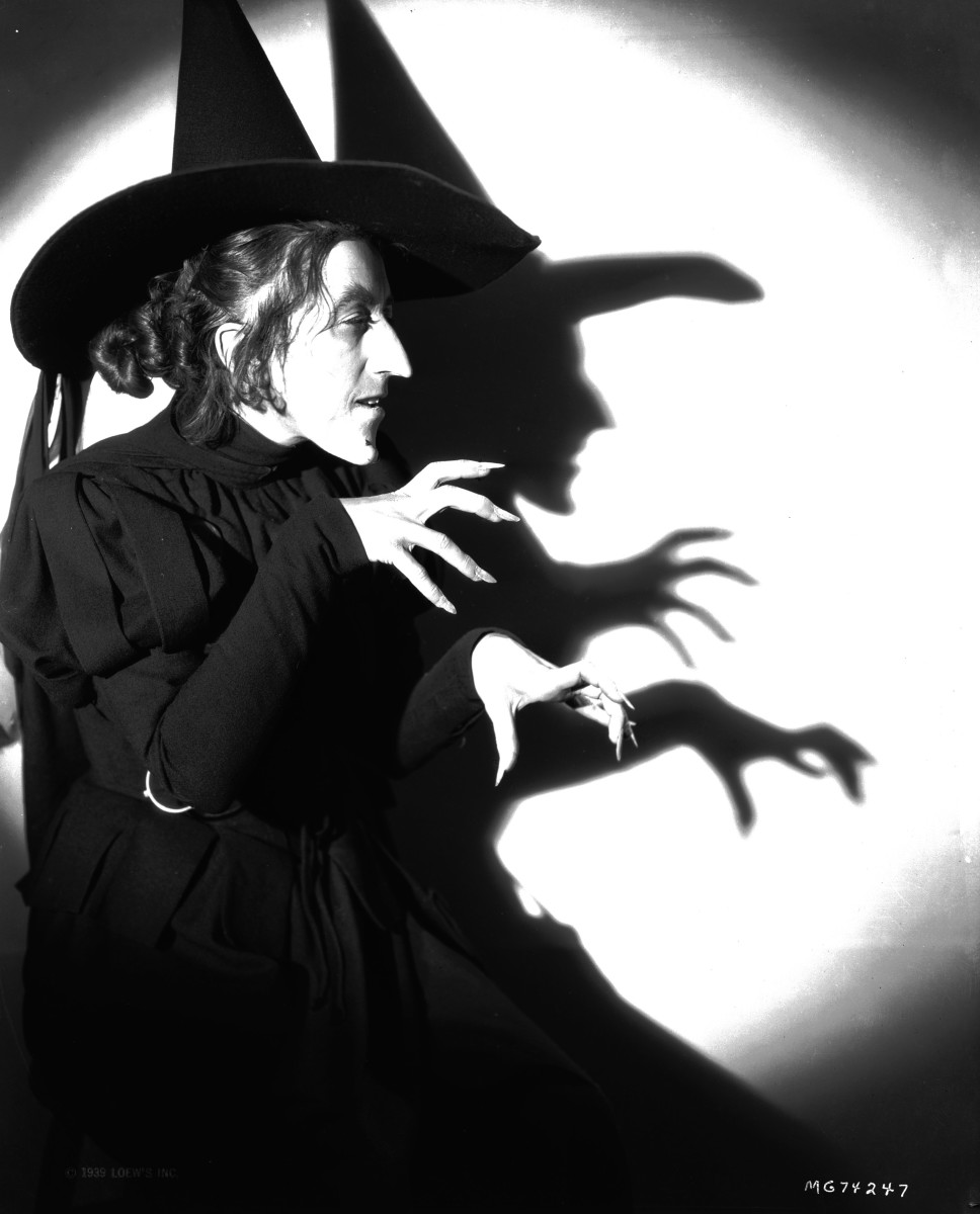 Margaret Hamilton, The Wicked Witch of the West