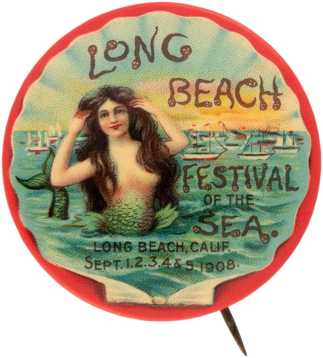 Festival of the Sea, 1908