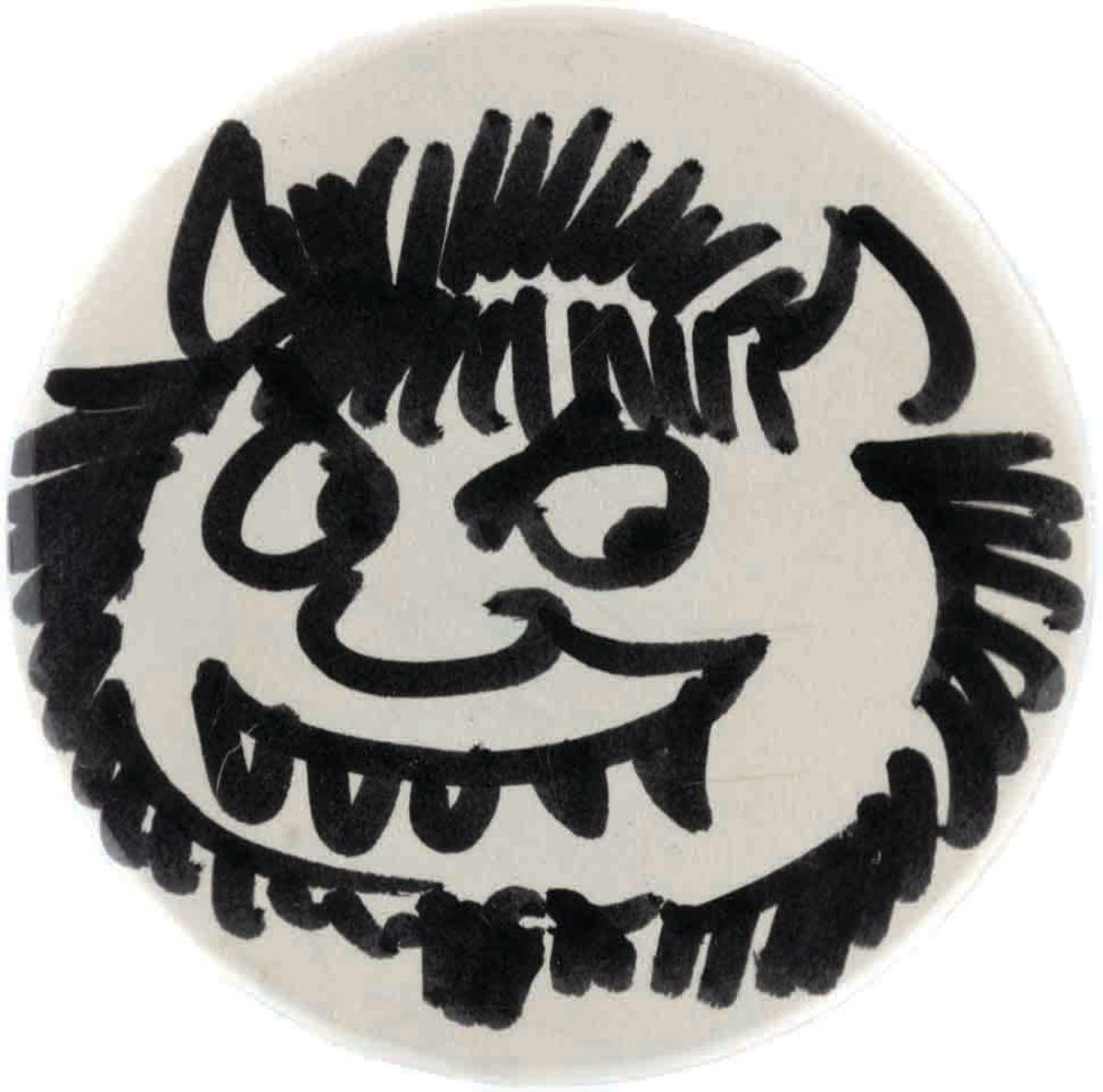 Maurice Sendak button