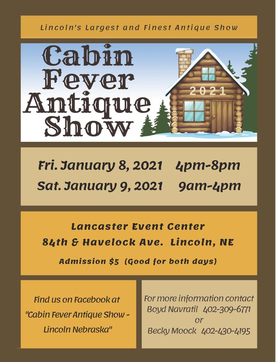 Cabin Fever Antique Show
