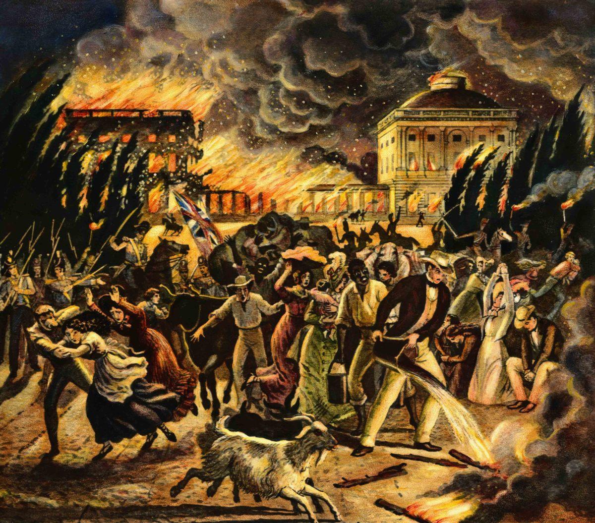Burning of Washington, D.C.
