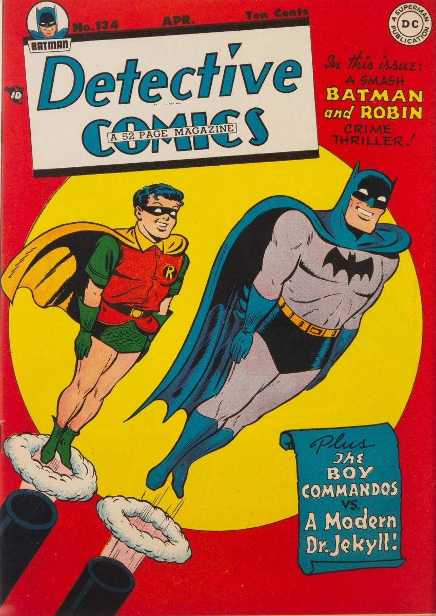 Detective Comics #134 (1948)