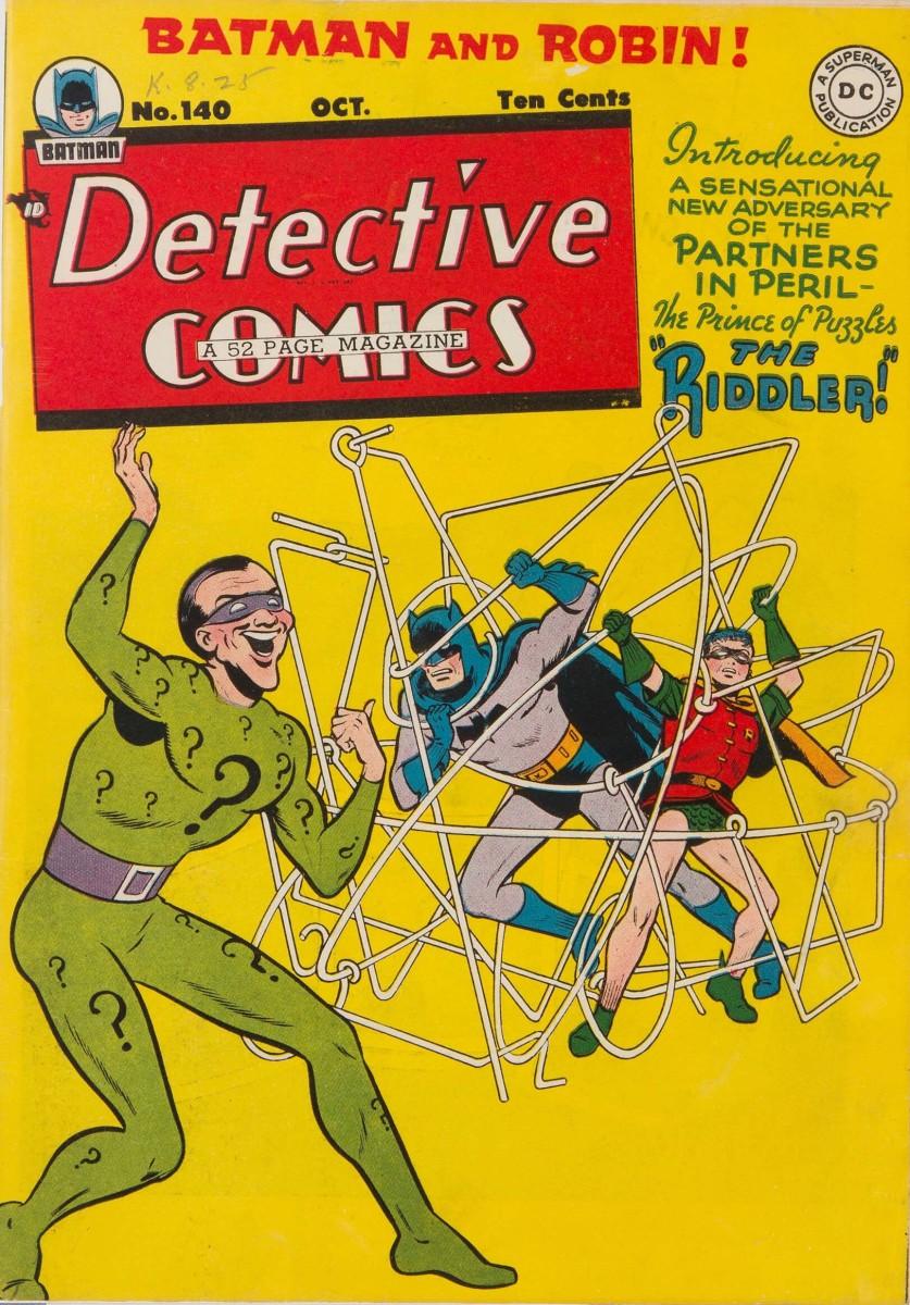Detective Comics #140 (DC, 1948)
