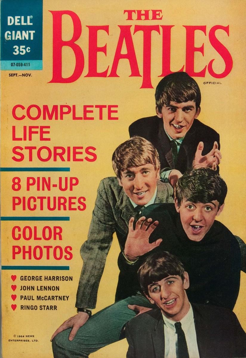 The Beatles, Dell Publications, 1964