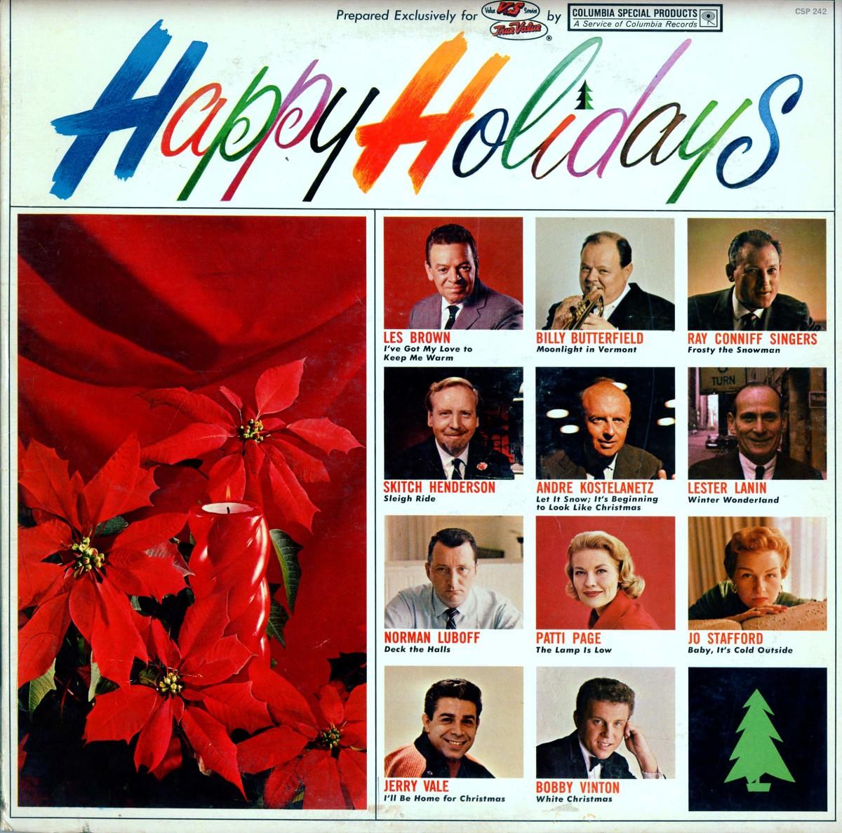 True Value Happy Holidays Volume 1