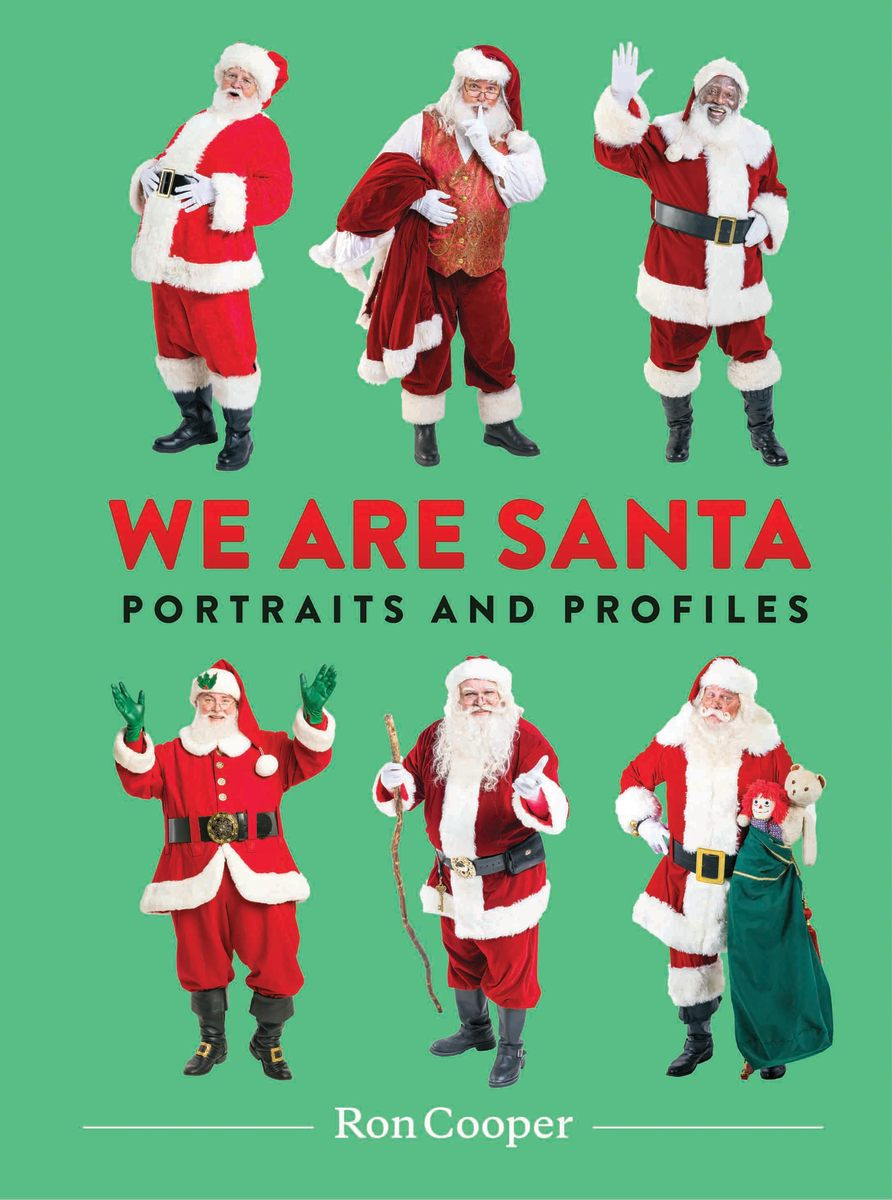 We Are Santa/hardcover/$22.95