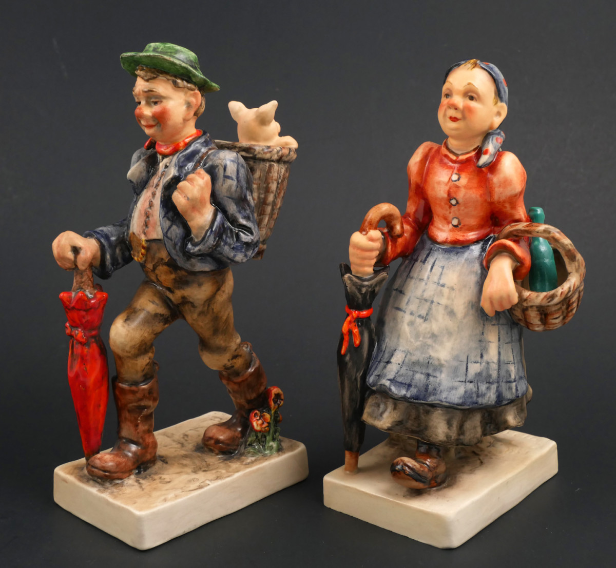 Hummel figurines The Mamas and the Papas