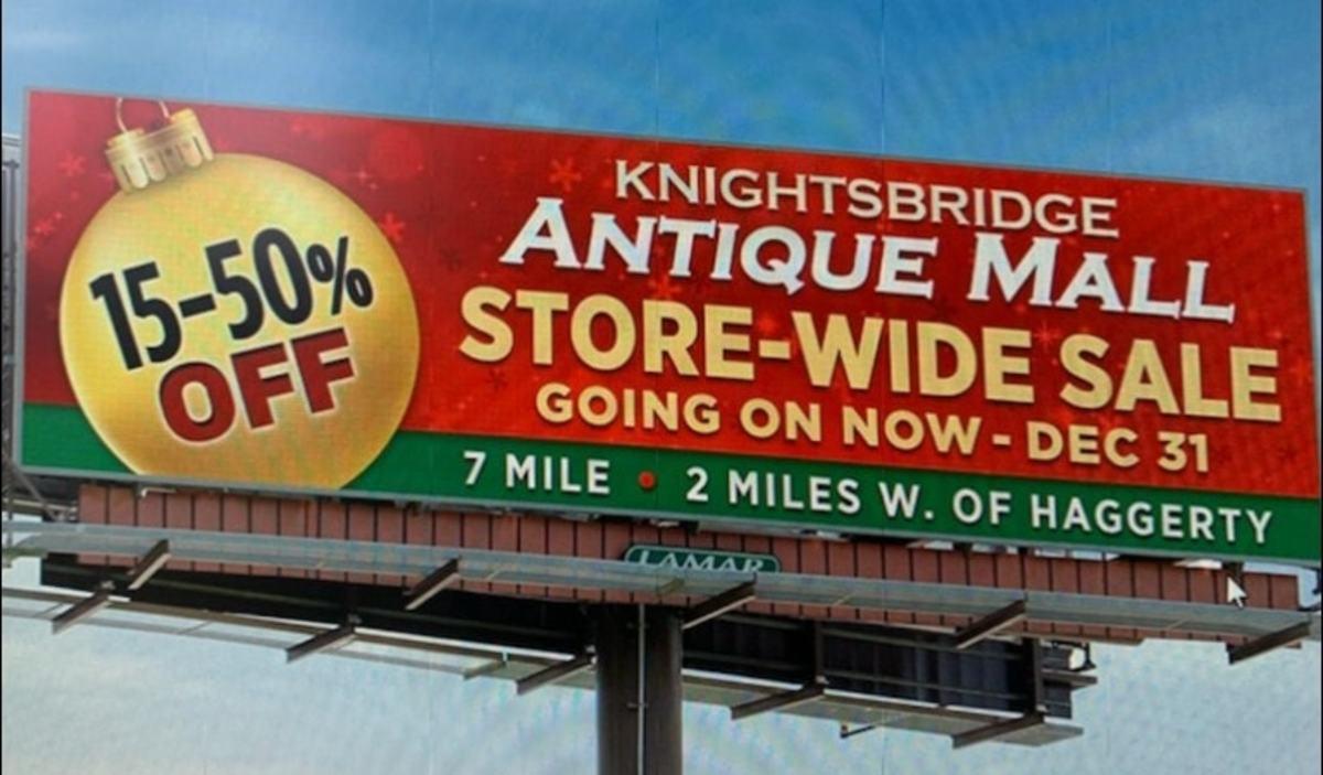 Knightsbridge Antique Mall