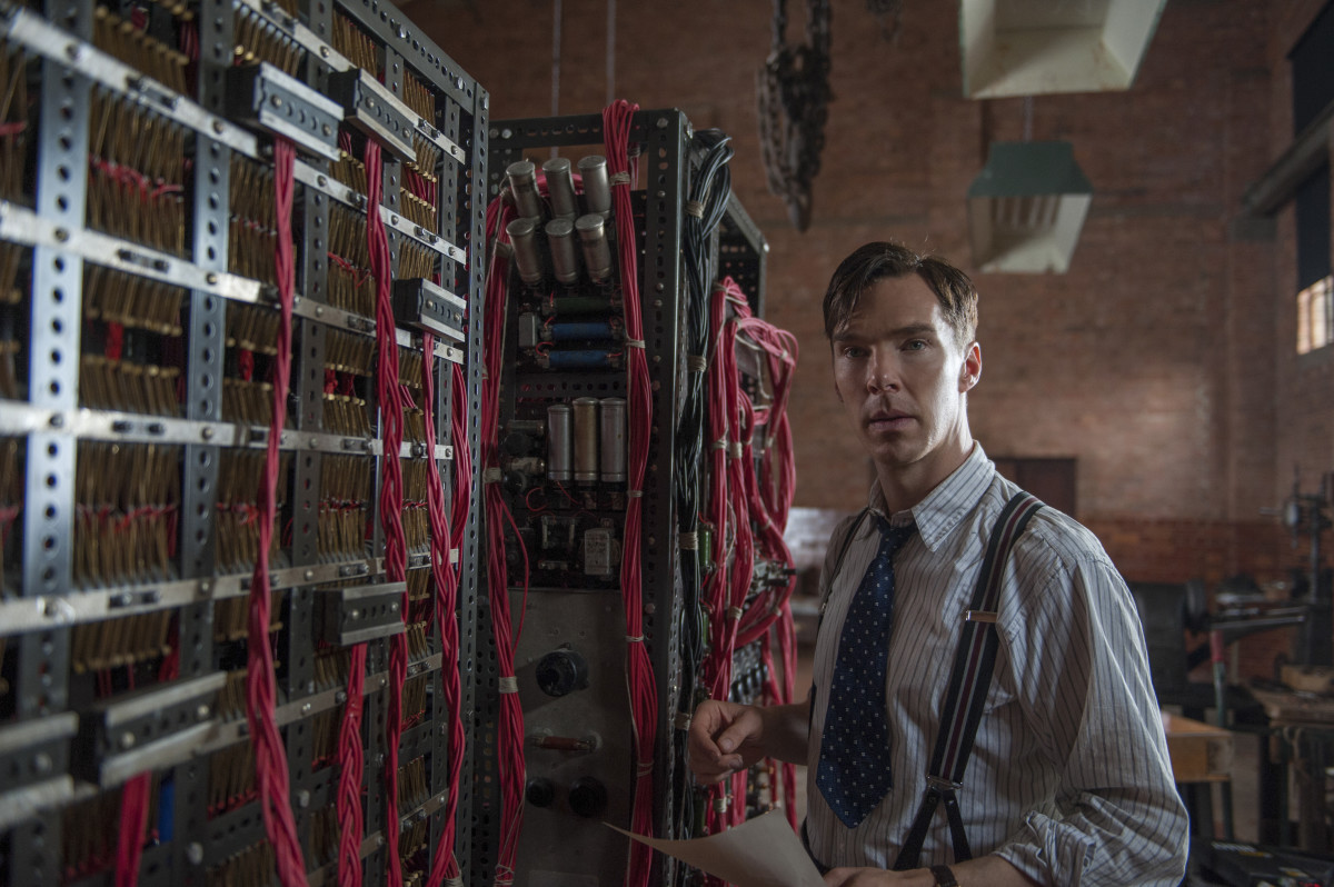 "The work of Alan Turing and his team in cracking the Enigma code is the focus of the 2014 movie, ""The Imitation Game,"" based on the book, Alan Turing: The Enigma, by Andrew Hodges. Turing is played by actor Benedict Cumberbatch. The film won an Academy Award for Best Writing (Adapted Screenplay)."