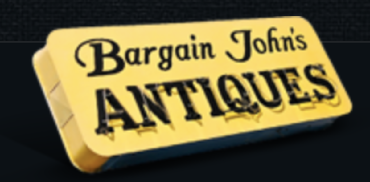 Bargain John Antiques