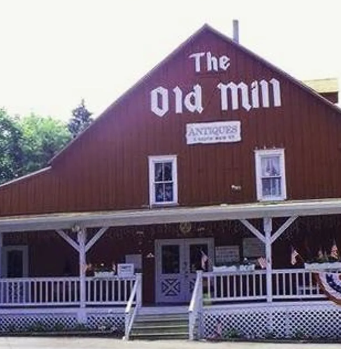 The Old Mill Antique Mall
