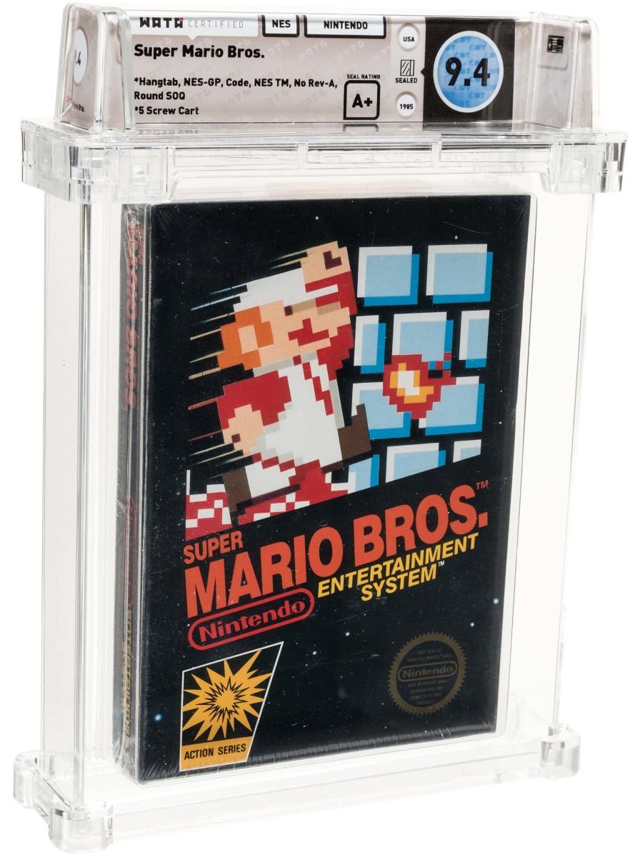 Super Mario Bros, 1985