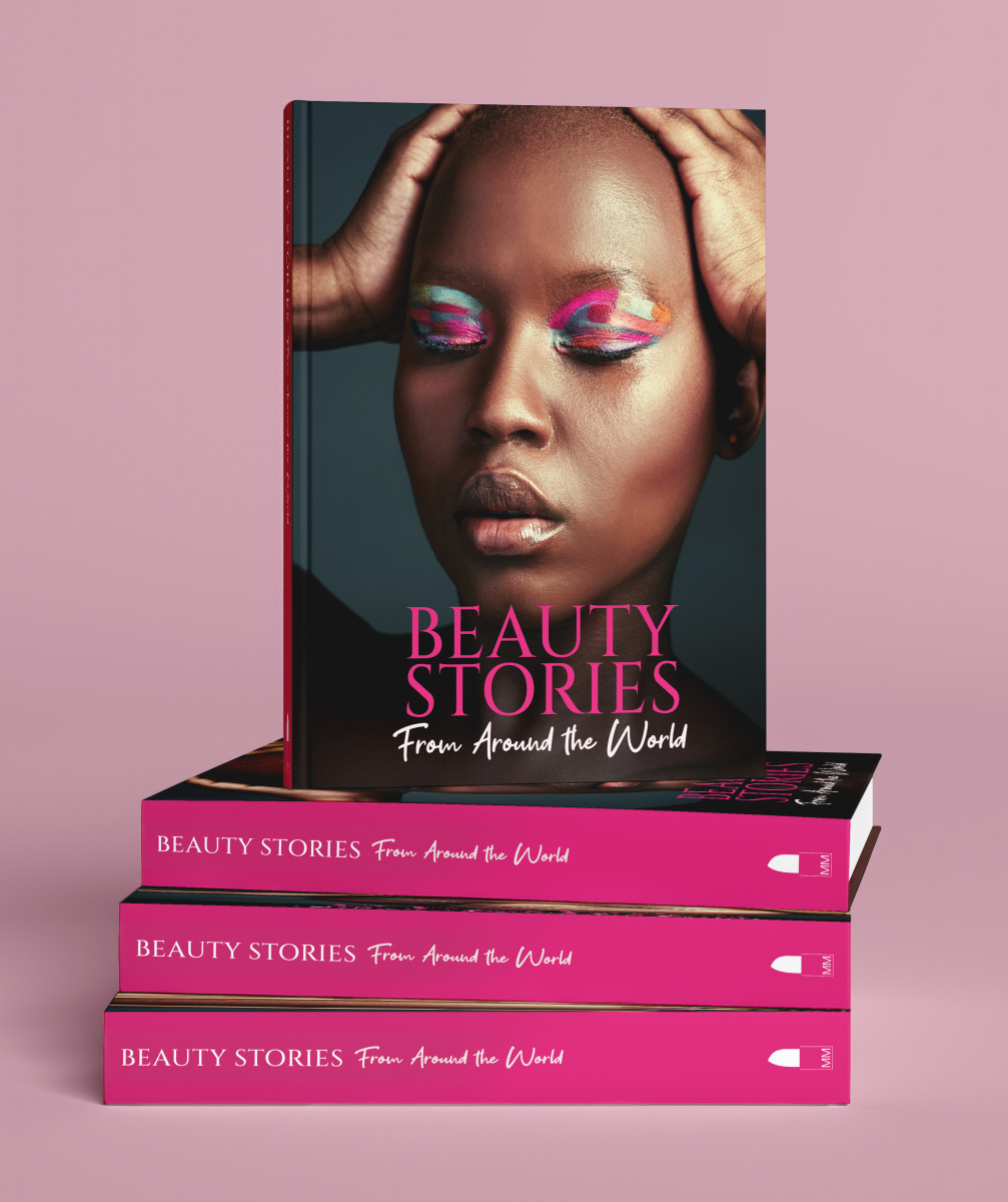 Beauty Stories from Around the World, the book the Makeup Museum  published in partnership with L'Oréal USA, expands beauty history to include diverse, new perspectives, narratives and images.