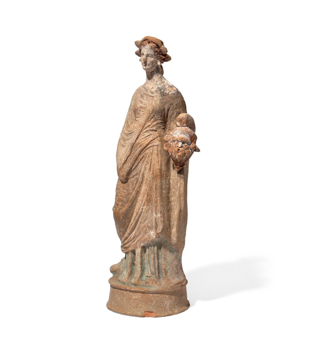 Canosan terracotta model