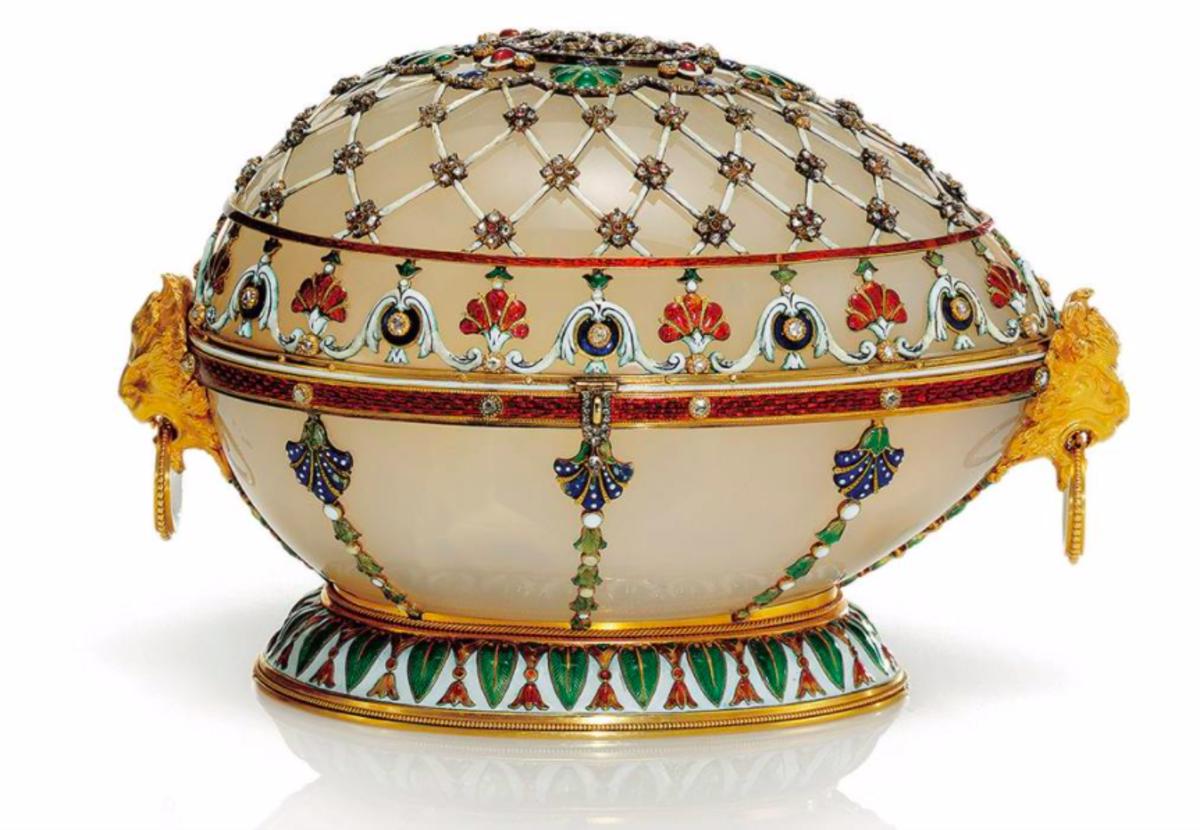Renaissance Egg, 1894.