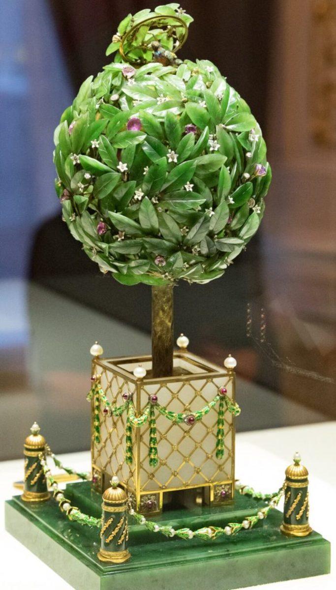 Bay-Tree Egg, 1911.