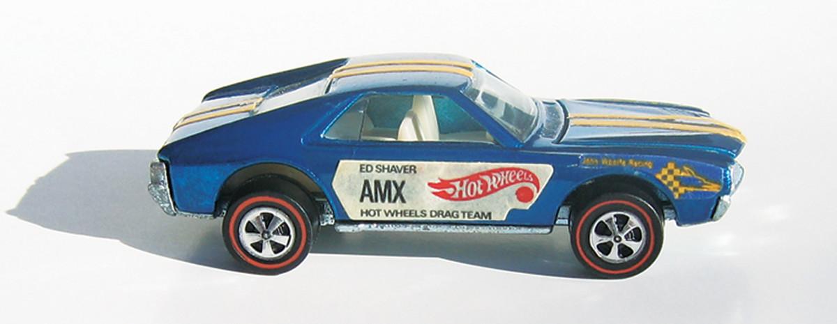 Ed Shaver Custom AMX (1970)