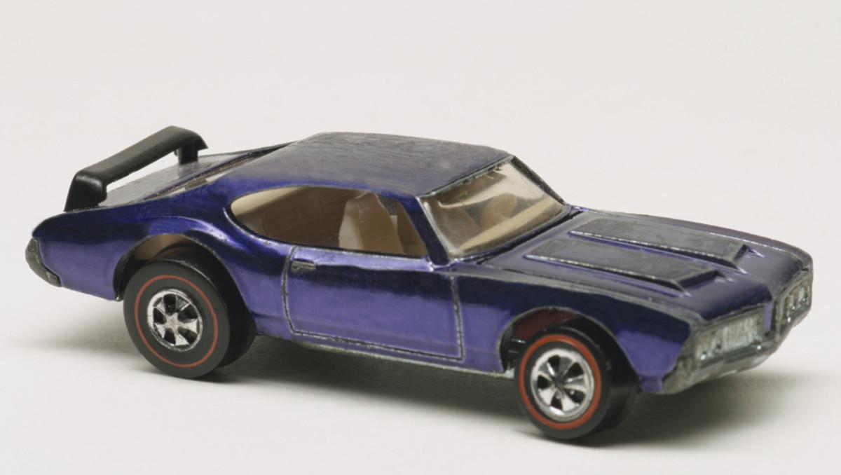Purple Olds 442, 1971