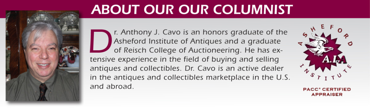 Anthony Cavo Bio