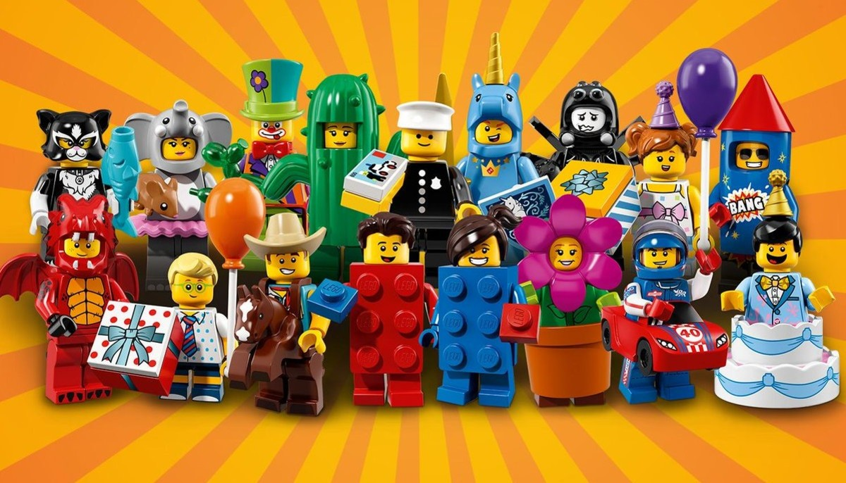 First introduced in 1978, the LEGO minifigure quickly revolutionized the LEGO play world.