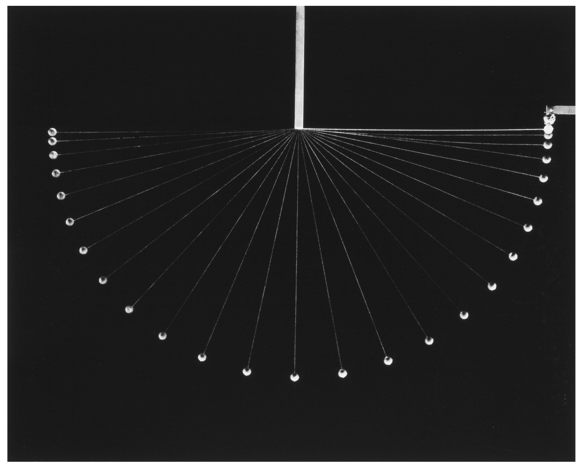 """Untitled (Science #2), circa 1960, gelatin silver, 15-1/4"""" x 19"""", sold at Heritage Auctions for $2,375."""