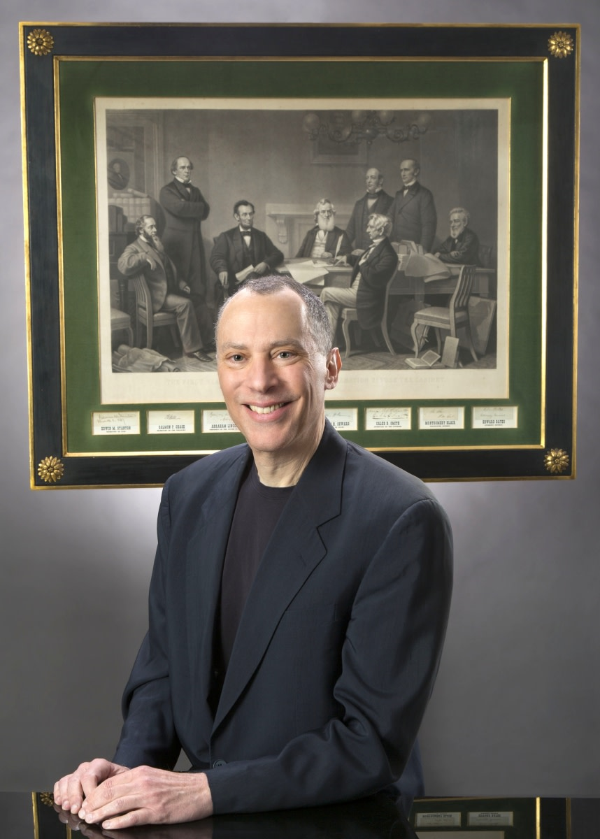 Jim Halperin, co-founder of Heritage Auctions, Dallas.