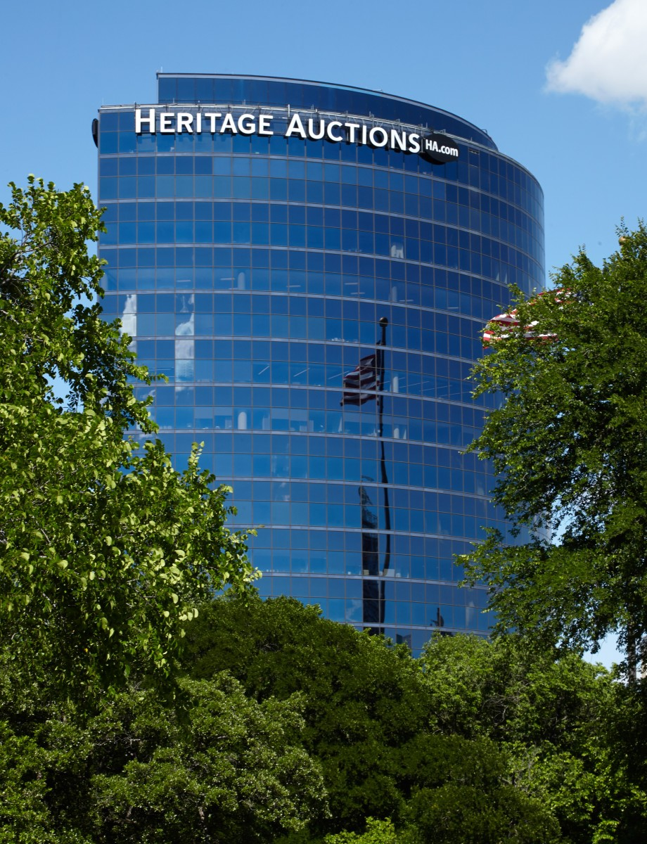 Heritage Auctions, Dallas.