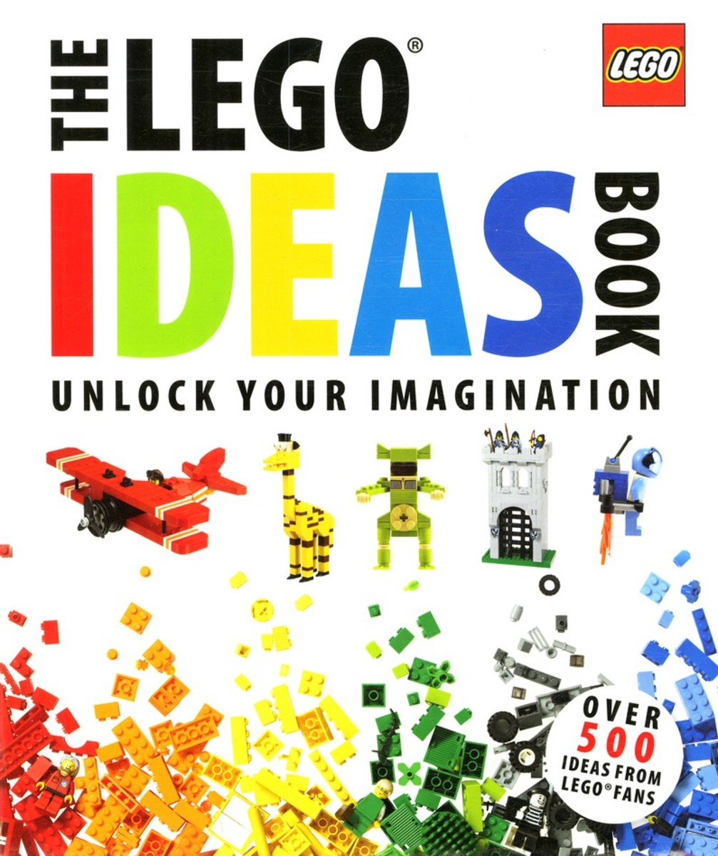 The LEGO Ideas Book is a hit with parents.