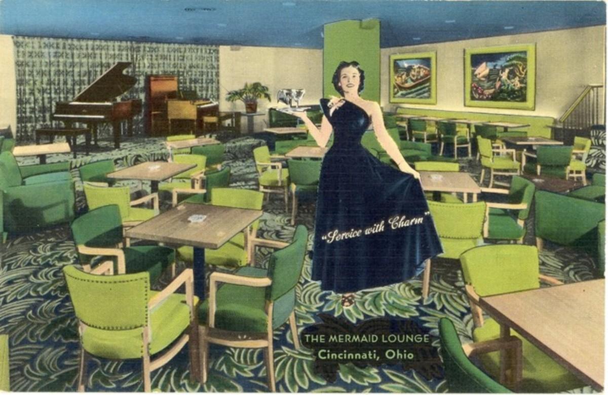 The Mermaid Lounge, Cincinnati