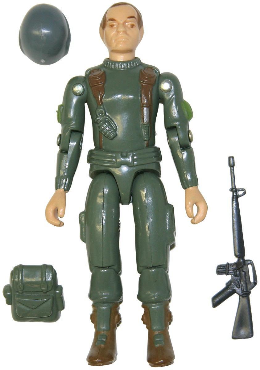 G.I. Joe Grunt, 1982