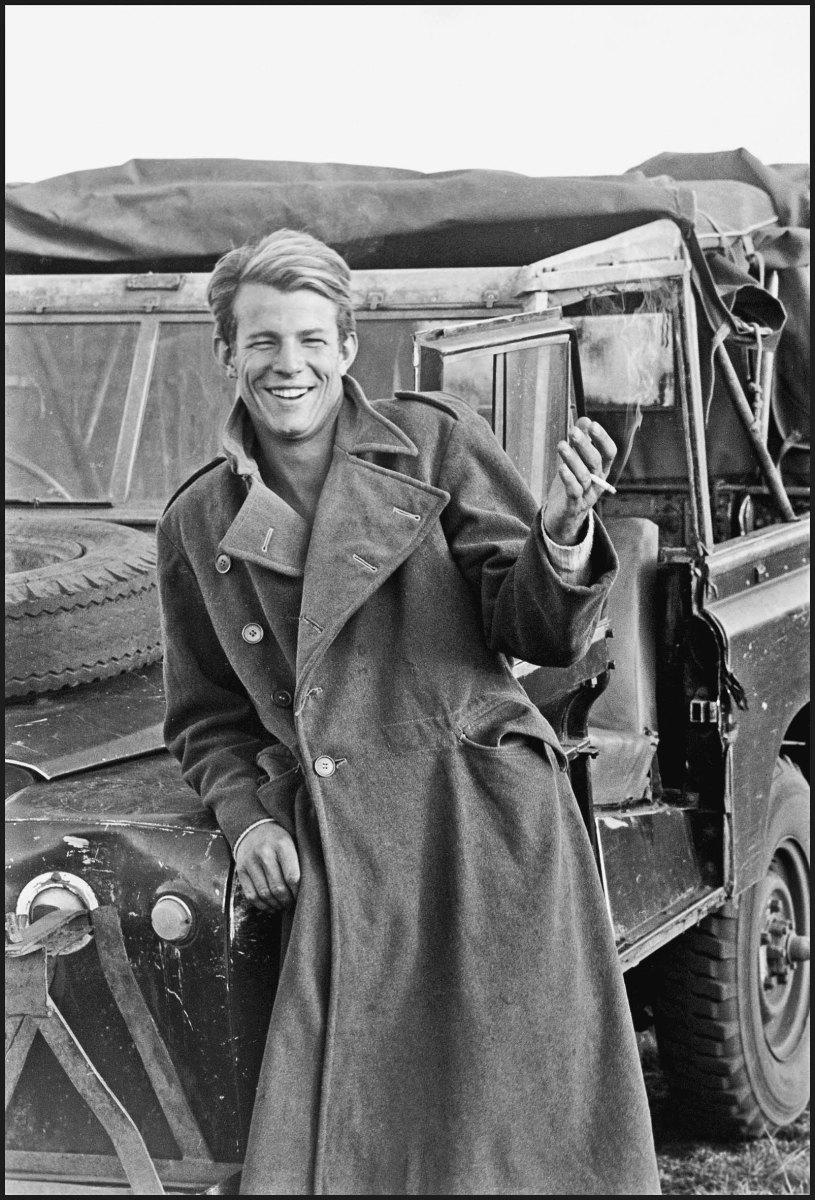 Peter Beard, Aberdare Moorlands, Kenya, 1966.