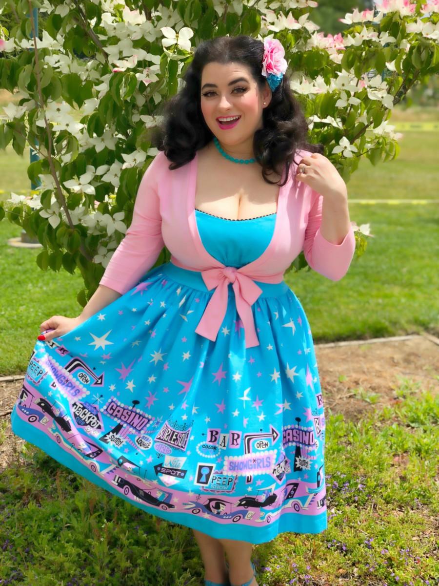 Lifestyle blogger Yasmina Greco.