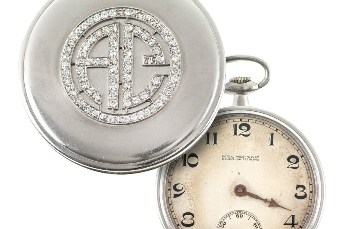 Al Capone's pocket watch