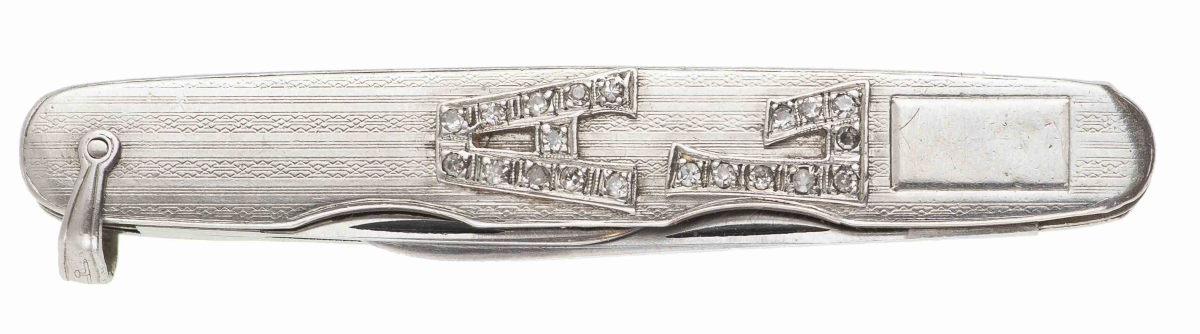 Al Capone's pocket  knife