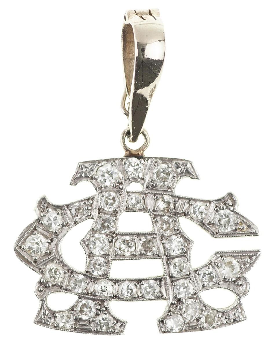 Al Capone's pendant