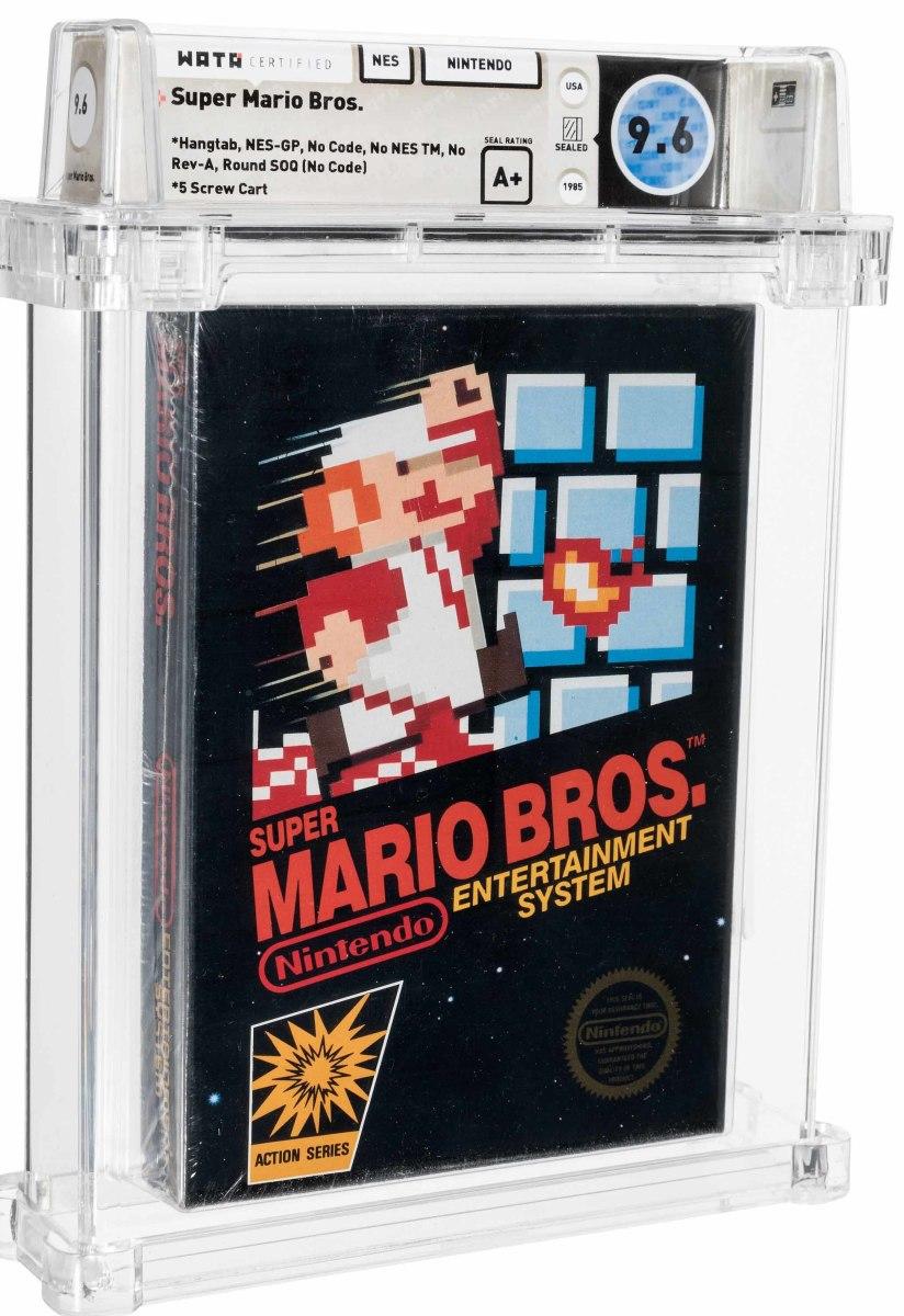 Super Mario Bros. 1985