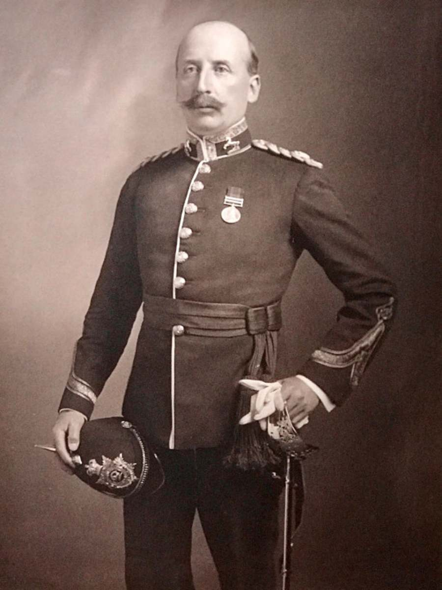 Sir Henry Edward Paston-Bedingfeld, 8th Baronet.