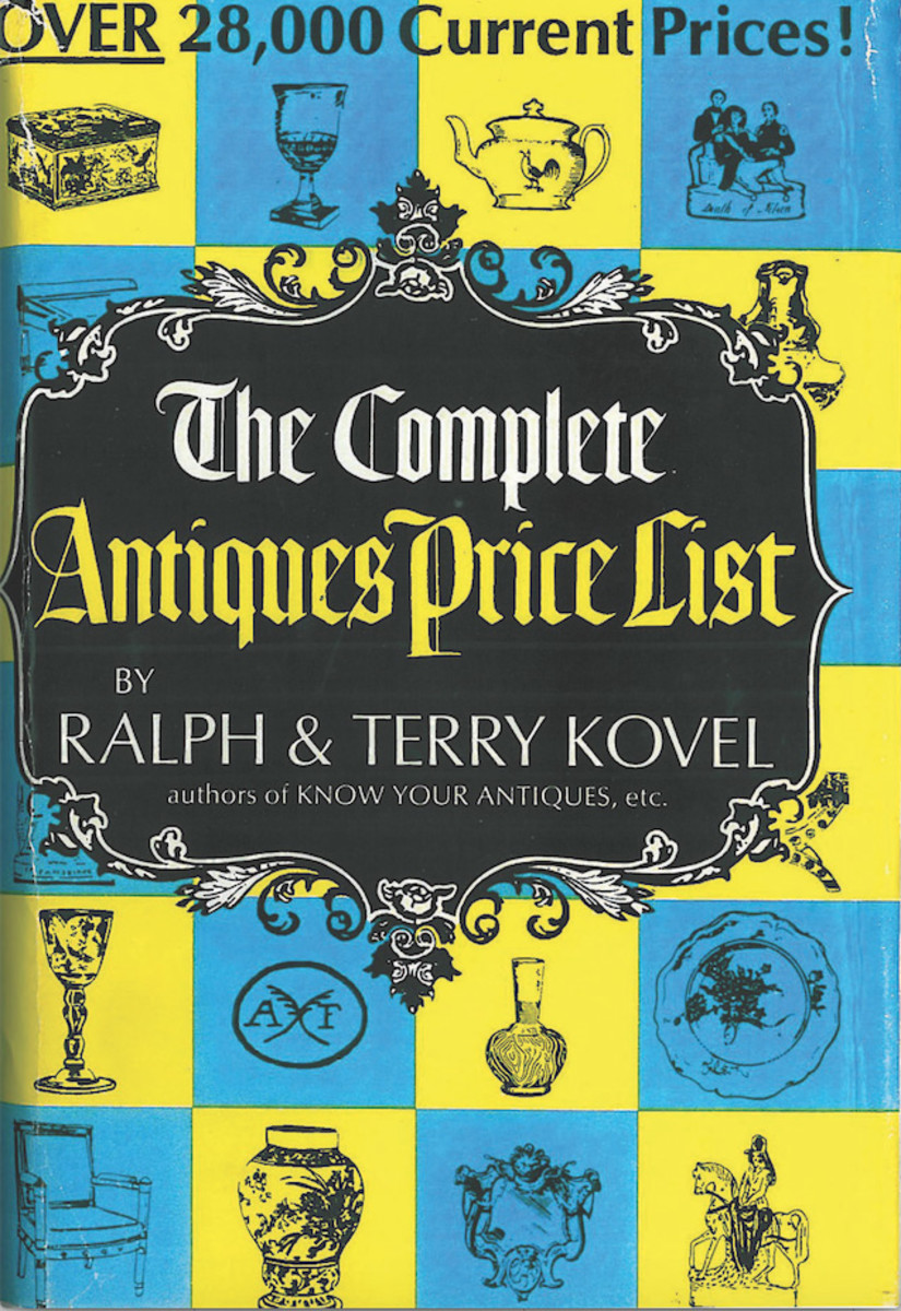 The Compete Antiques Price List