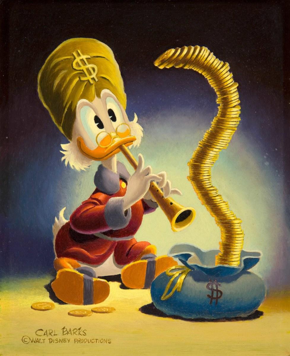 Carl Banks' Uncle Scrooge