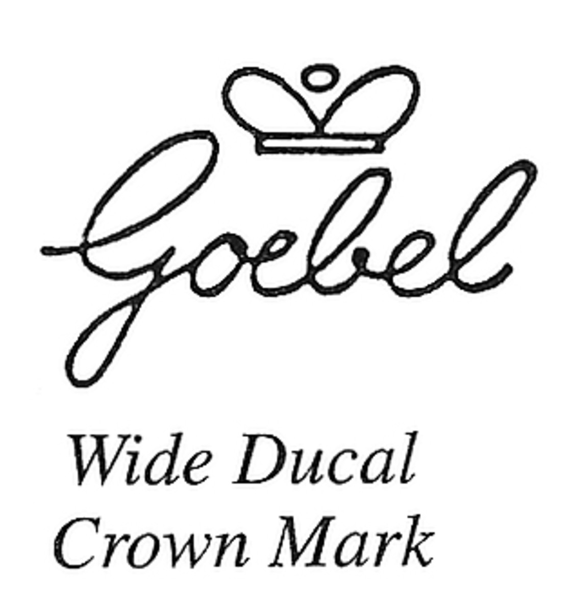 Wide Crown Mark