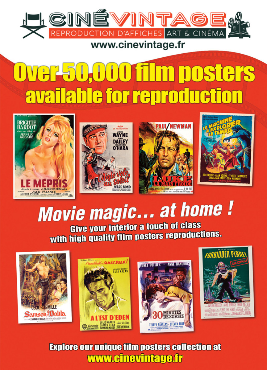 Movie Magic at Home!