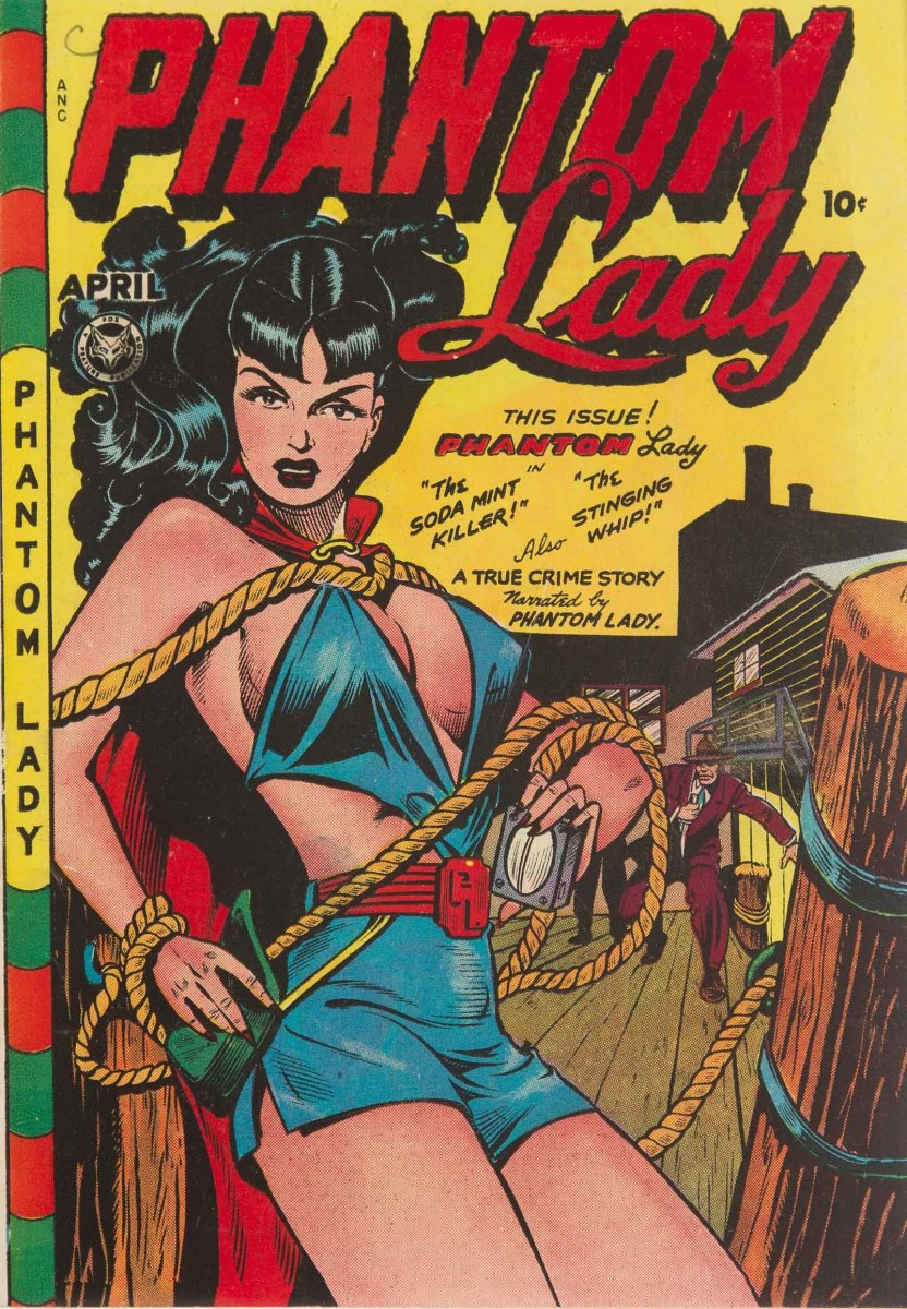 Phantom Lady No. 17