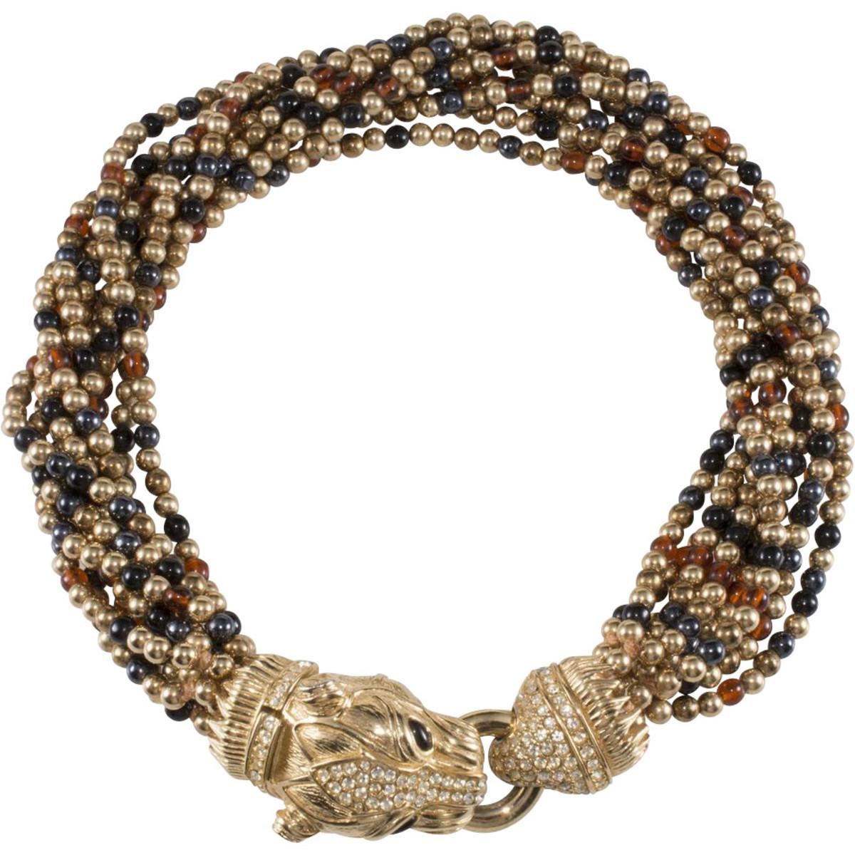 Ciner torsade necklace