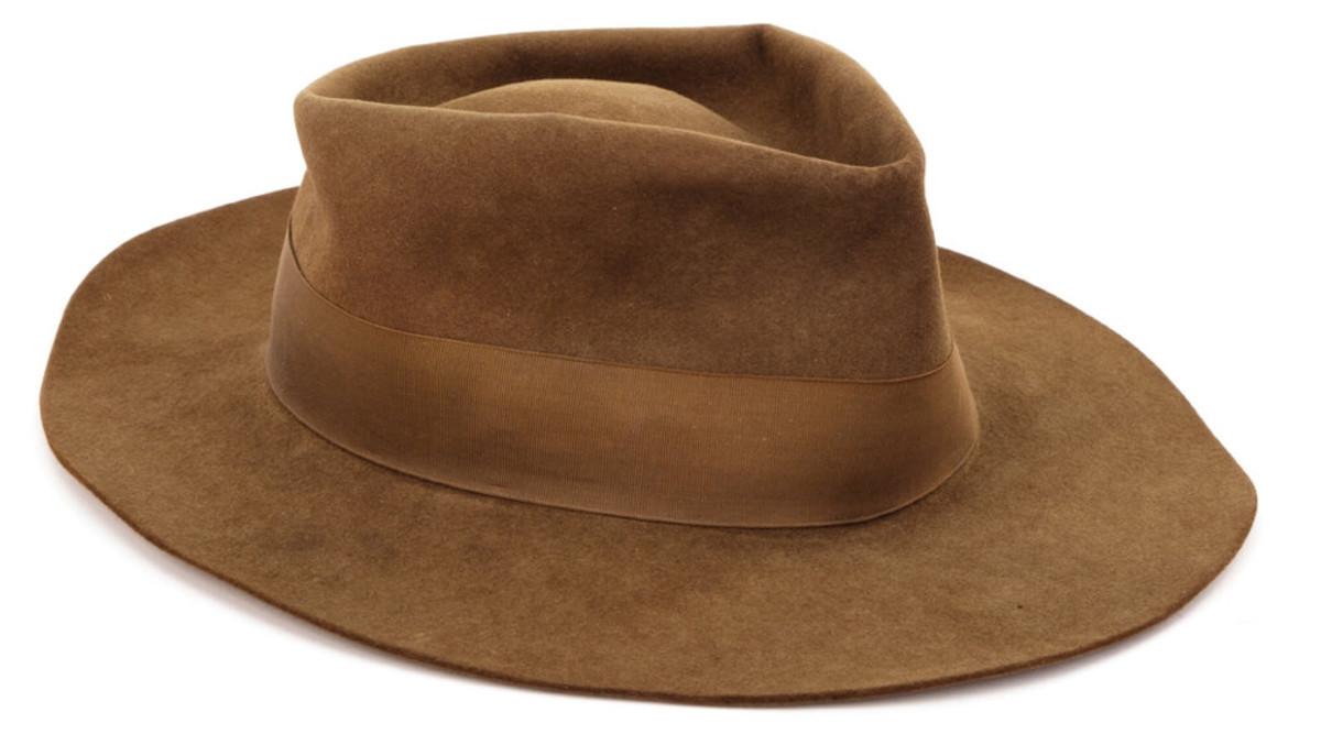 Indiana Jones' hat