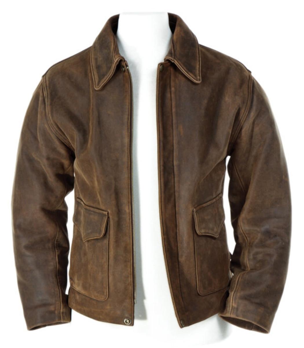 Indiana Jones' leather jacket